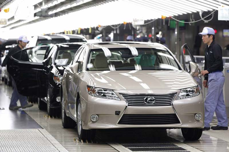 تمرکز هکر های چینی بر روی صنعت خودرو سازی