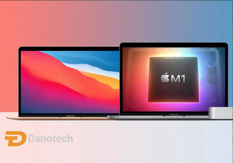 اپل برای اولین بار از چیپست سیلیکون M1