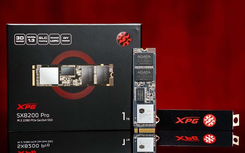 هارد ADATA XPG SX8200 Pro