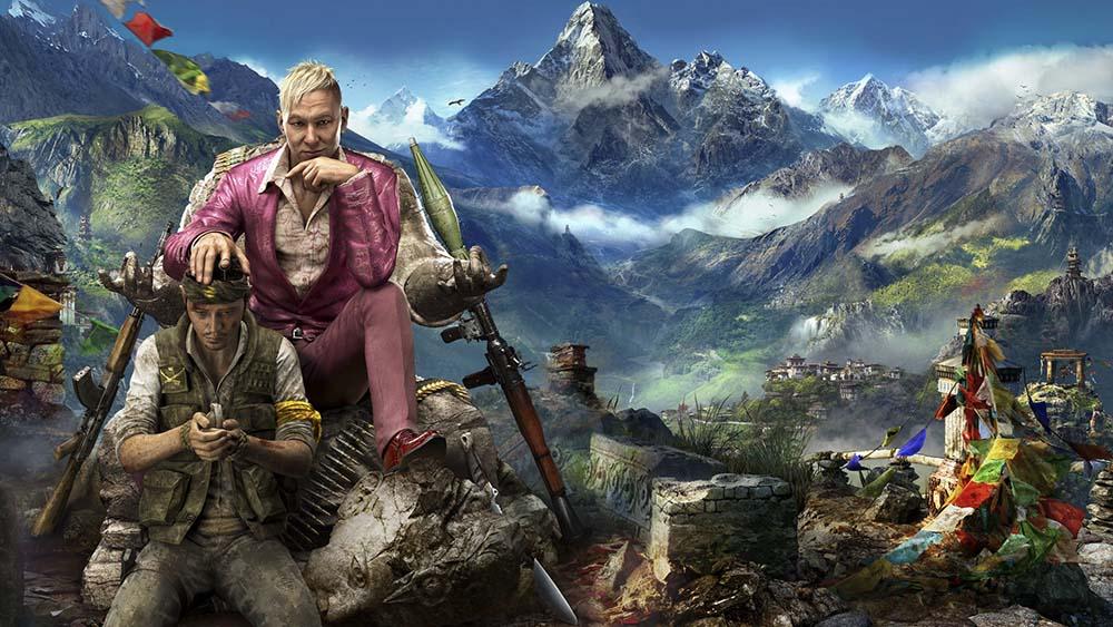 بازی Far Cry