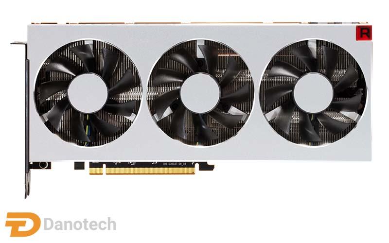کارت گرافیک AMD Radeon VII برای ماینینگ