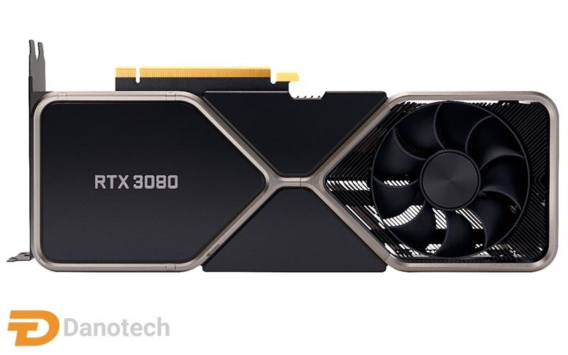 کارت گرافیک Nvidia RTX 3080 برای ماینینگ