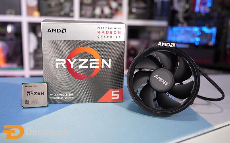 پردازنده AMD Ryzen 5 3400G