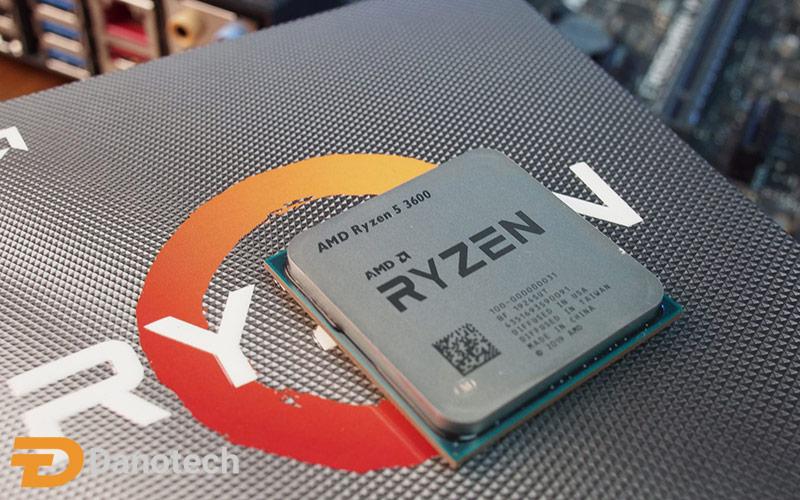 پردازنده AMD Ryzen 5 3600