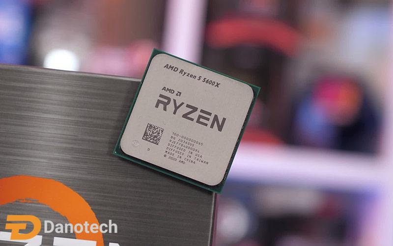 پردازنده AMD Ryzen 5 5600X