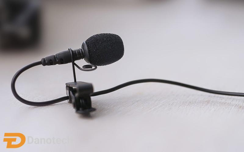 کاربرد های میکروفون یقه ای