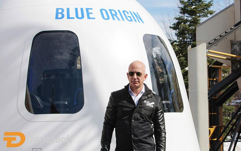 شرکت کشتی موشکی Blue Origin