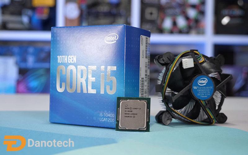 پردازنده Intel Core i5 10400F