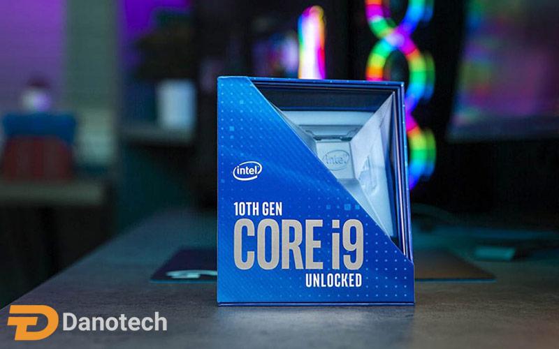 پردازنده Intel Core i9 10900K