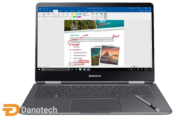 لپ تاپ Samsung Notebook 9 Pro