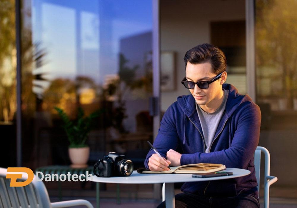 عرضه عینک های هوشمند آنزو