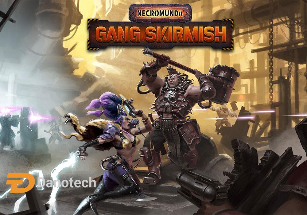 انتشار بازی Gang Skirmish برای اندرید و ios