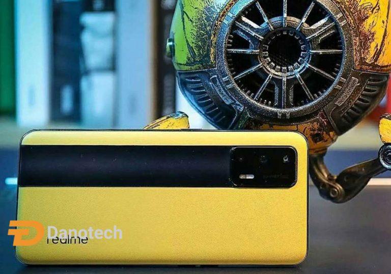 رونمایی Realme GT 5G