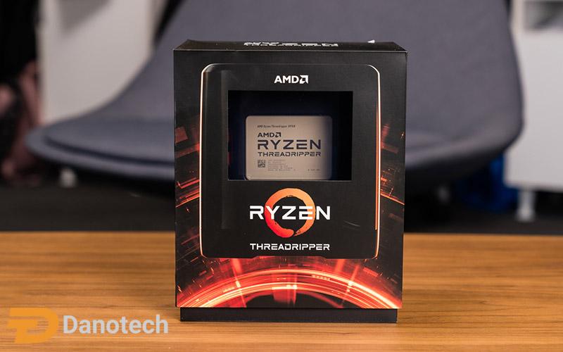پردازنده AMD Ryzen Threadripper 3970X