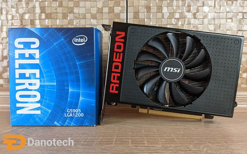 پردازنده Intel Celeron G5905