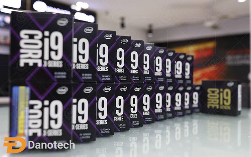 پردازنده Intel Core i9-10900X