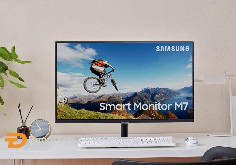 مانیتور های هوشمند سامسونگ M5 و M7