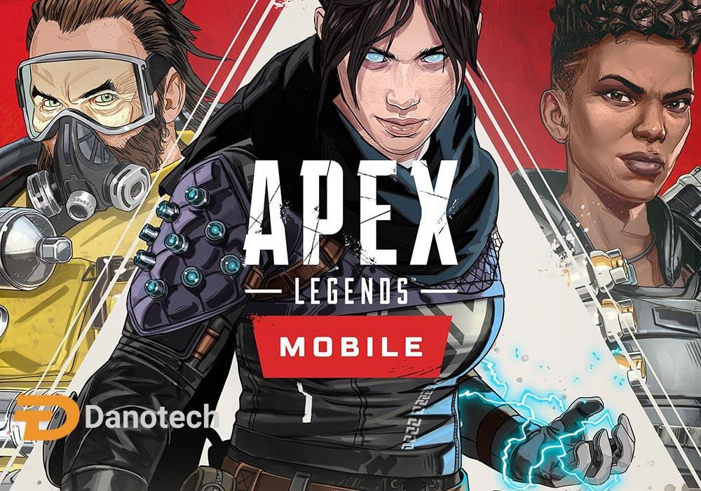 نسخه بتا Apex Legends موبایل