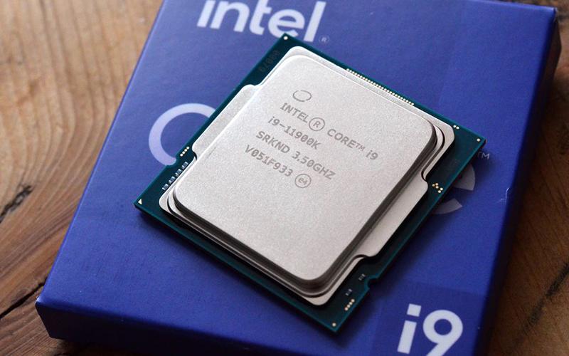 پردازنده های نسل 11 Core vPro و Xeon