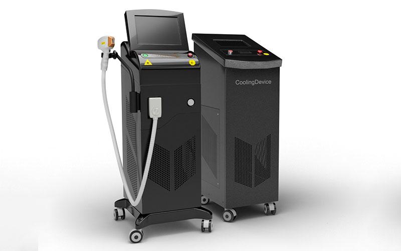 دستگاه لیزر الکس دایود