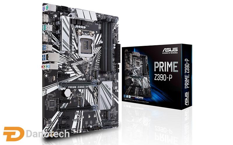 مادربرد ASUS Prime Z390-P LGA1151
