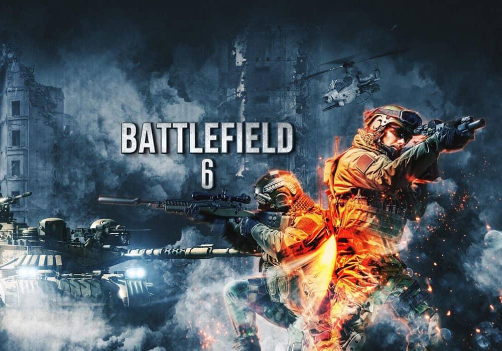 اطلاعات و تصاویر بیشتری از بازی Battlefield 6 لو رفته است