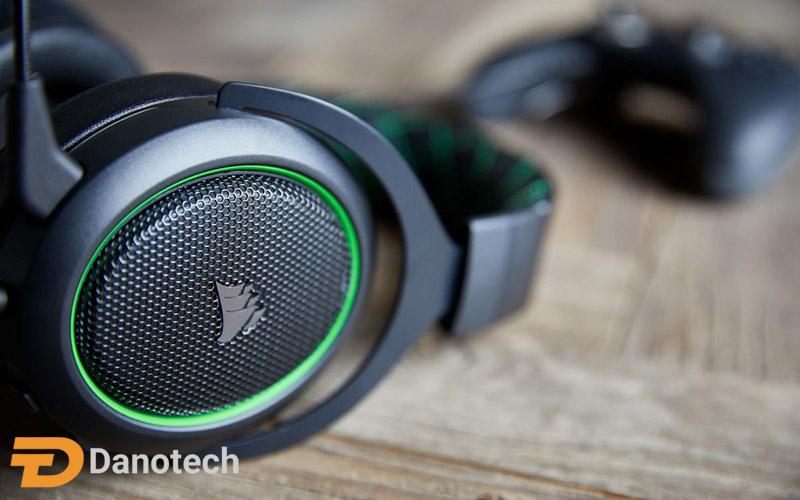 هدفون Corsair HS50 Stereo Gaming Headset