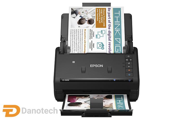 اسکنر حرفهای Epson WorkForce ES-500