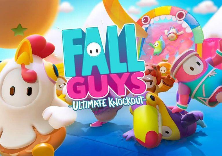 اضافه شدن اسکین های ترون به بازی Fall Guys