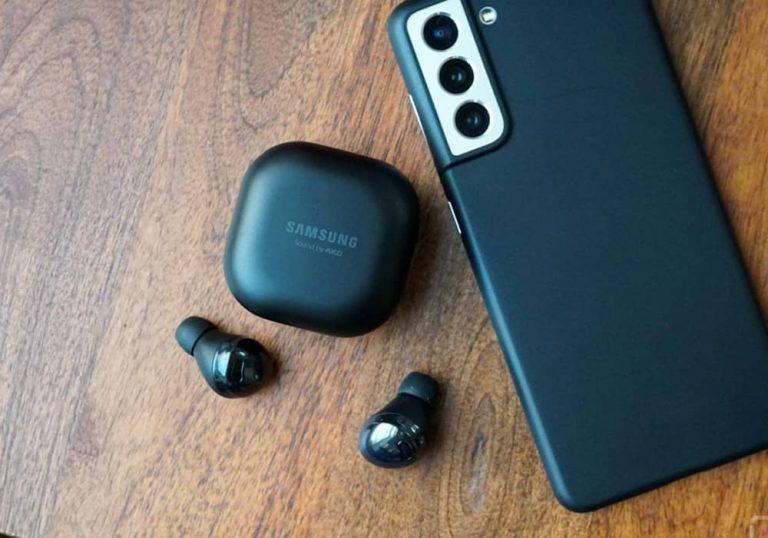 طراحی و مشخصات کلیدی هندزفری Galaxy Buds 2