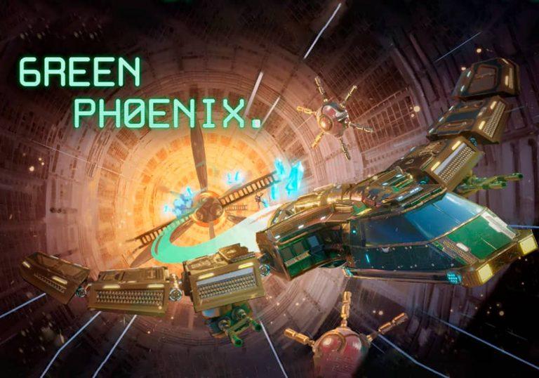 عقب افتادن زمان انتشار بازی اکشن فضایی Green Phoenix در نینتندو
