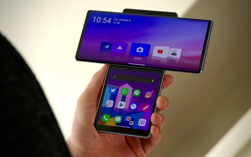 کدام گوشی های LG اندروید 12 را دریافت میکنند