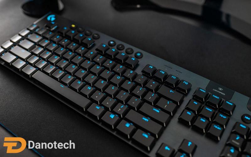 کیبورد گیمینگ Logitech G915 Lightspeed