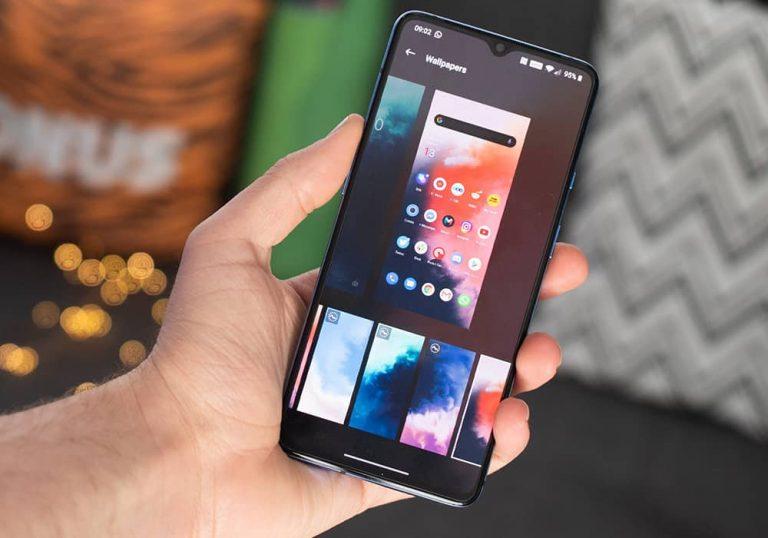 برنامه جدید تصاویر زمینه زنده OnePlus برای بهزیستی دیجیتال