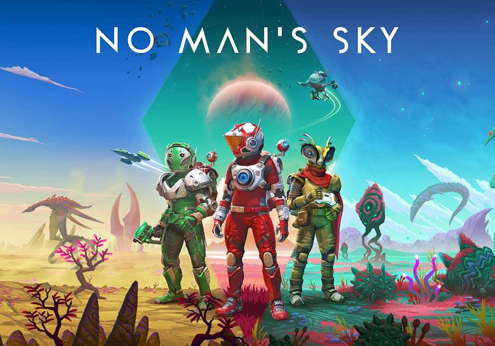بازی No Man's Sky سفینه نرماندهی Mass Effect را در اختیار کاربران خود قرار داد