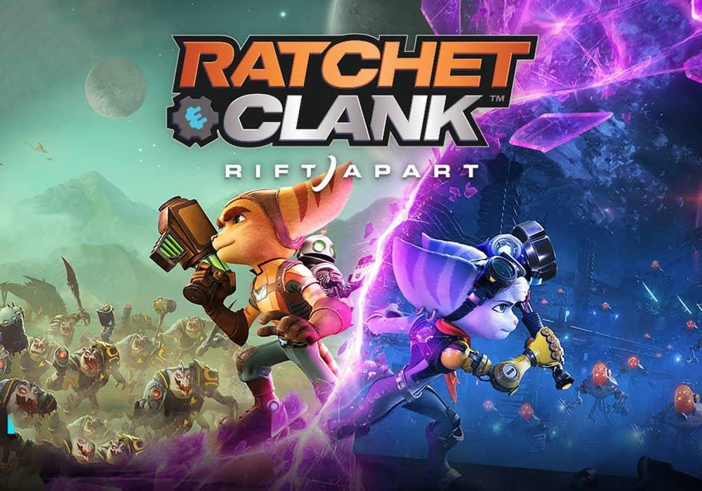حجم بازی Ratchet and Clank: Rift Aparts بر روی پلی استیشن 5