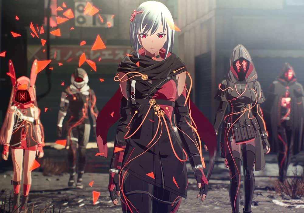 نسخه دموی بازی Scarlet Nexus در دسترس Xbox One ,Xbox Series X/S