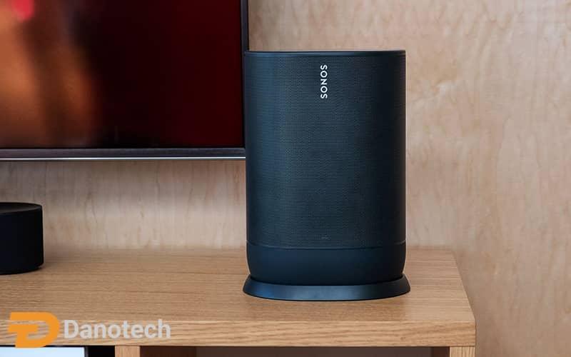 اسپیکر مناسب خانه Sonos Move