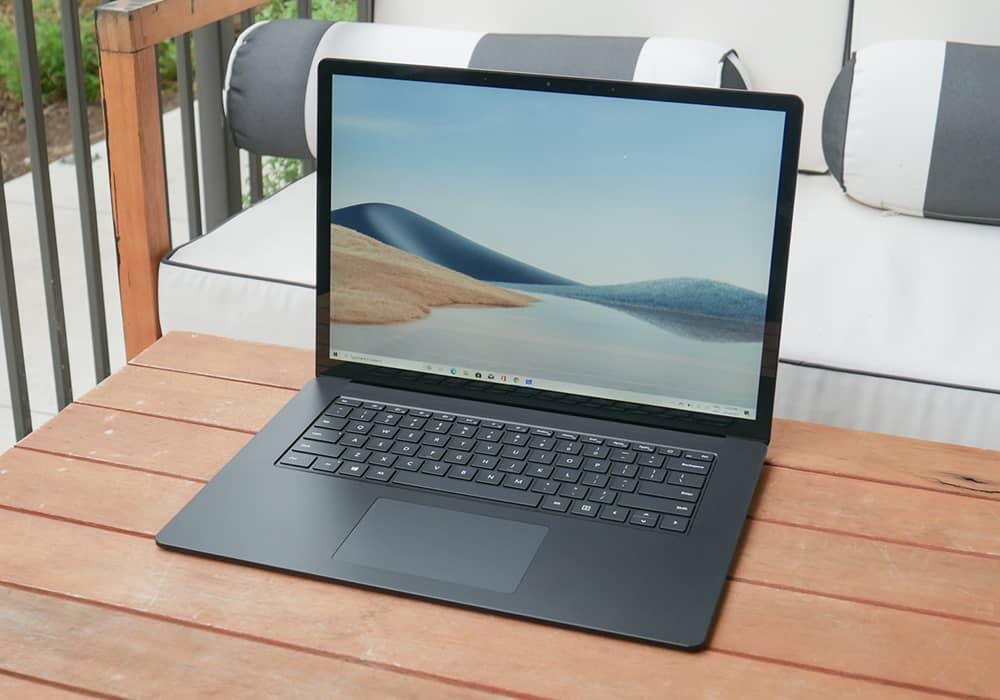 عرضه Surface Laptop 4 با پردازنده های اینتل و AMD