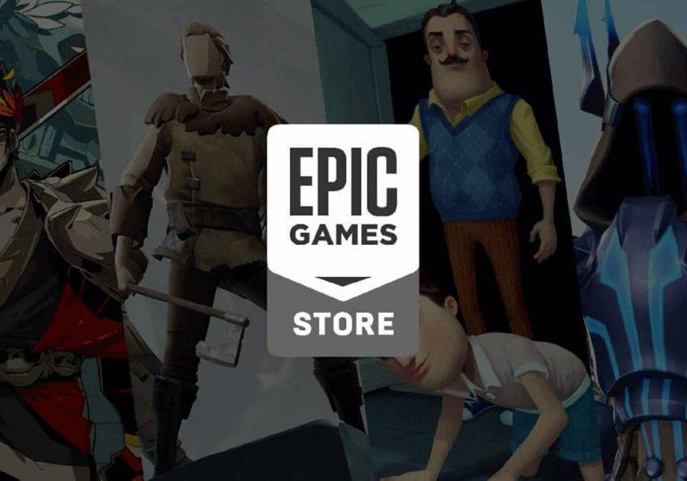 عنوان رایگان جدید The Epic Store