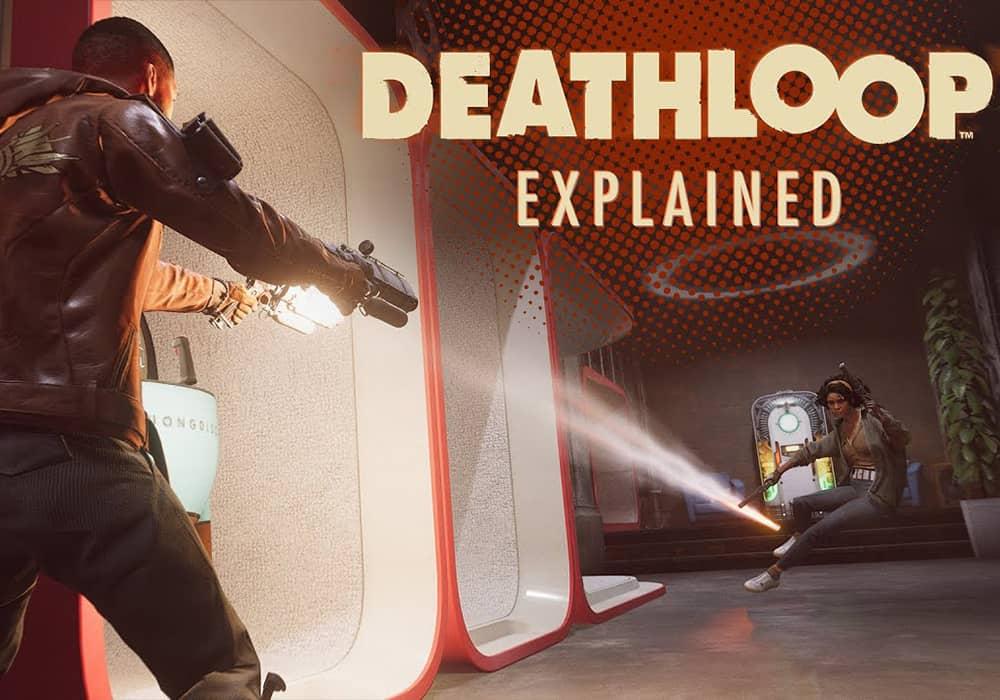 احتمال وجود امکاناتی چون اسلحه سازی در بازی Deathloop