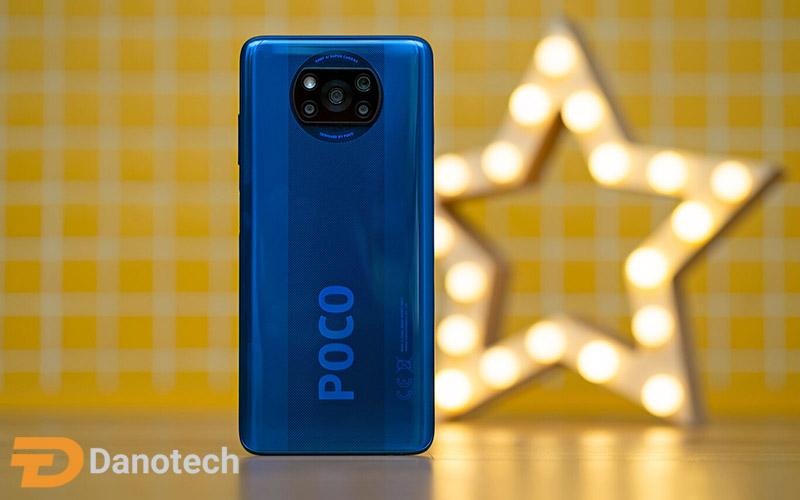 گوشی Xiaomi Poco X3 NFC