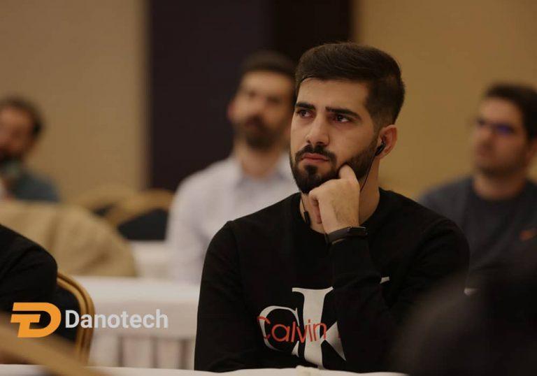مصاحبه اختصاصی با امیرحسین فخاری موسس آکادمی انار