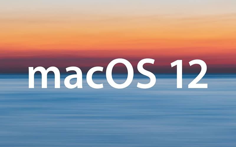 نام احتمالی macOS 12