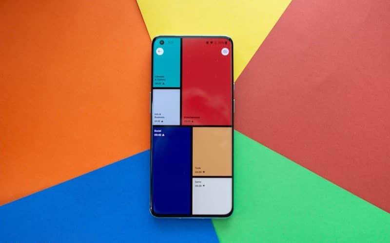 برنامه جدید تصاویر زمینه زنده OnePlus