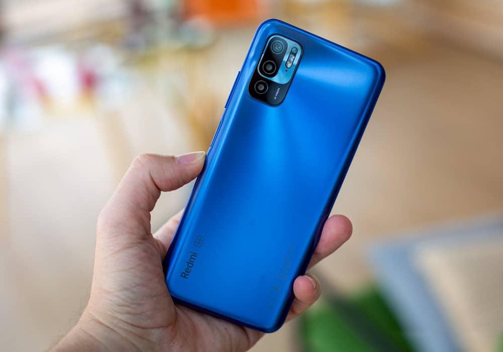 عرضه گوشی Redmi Note 10 5G و Note 10 Pro 5G در چین