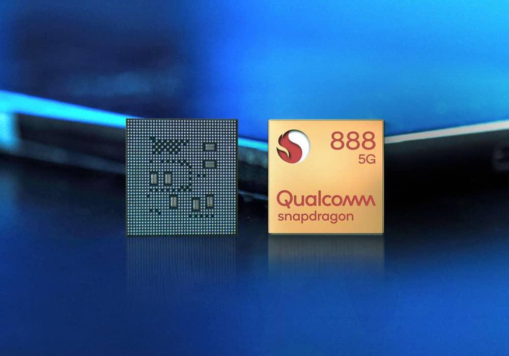 پردازنده Snapdragon 888+ Qualcomm از Geekbench عبور میکند