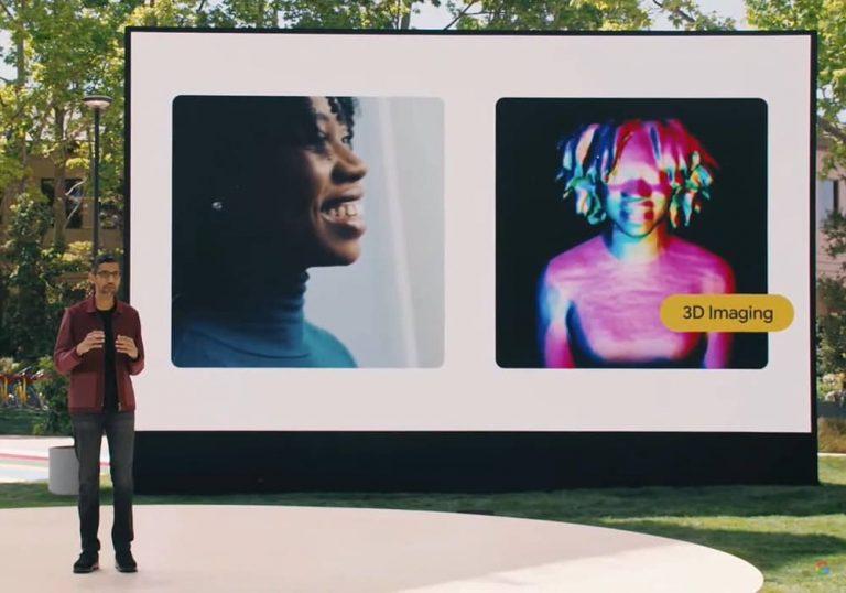 پروژه Starline شرکت گوگل و تبدیل تماس های تصویری