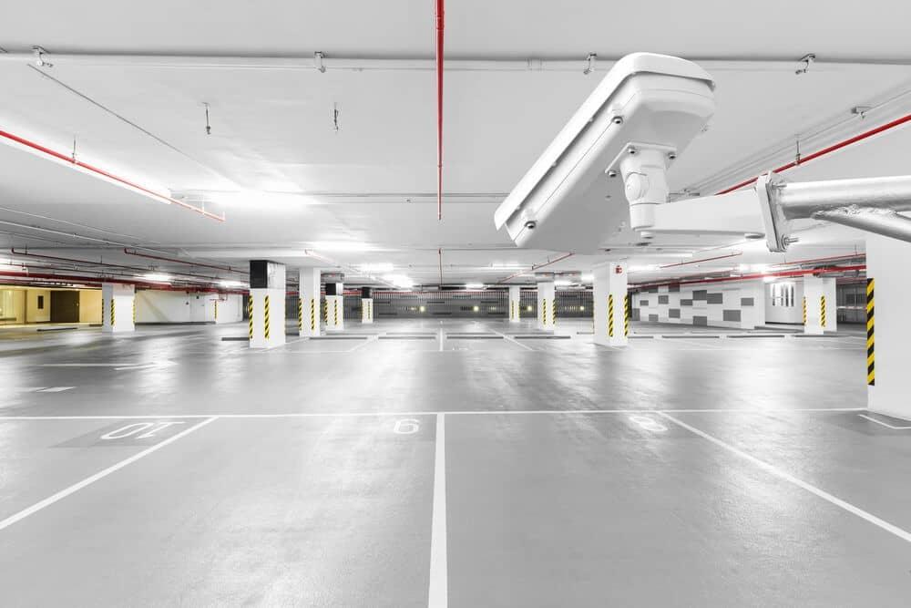 مدیریت کنترل تردد خودرو در پارکینگ مسکونی