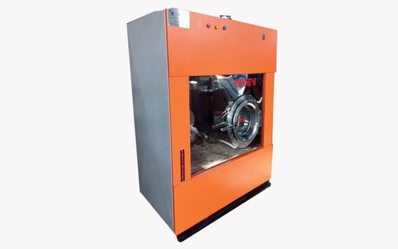 ماشین خشکشویی در مقیاس آزمایشگاهی